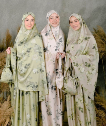mukena algani
